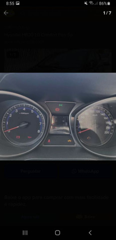 Hyundai HB20 1.0 2015 / Parcela  - Foto 5