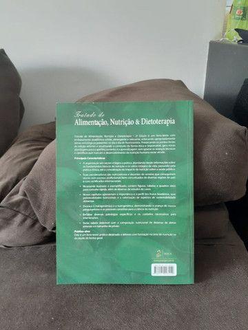 Livro: Alimentação, Nutrição e Dietoterapia Em Perfeito estado - Foto 6