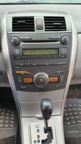 Corolla XEI 2.0 2011 - Abençoado - Foto 16