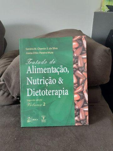 Livro: Alimentação, Nutrição e Dietoterapia Em Perfeito estado - Foto 4