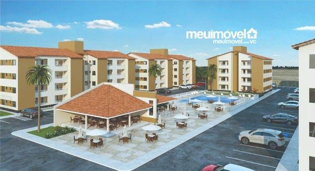 15# Apartamentos com elevador e porcelanato no Turu com entrada facilitada - Foto 9