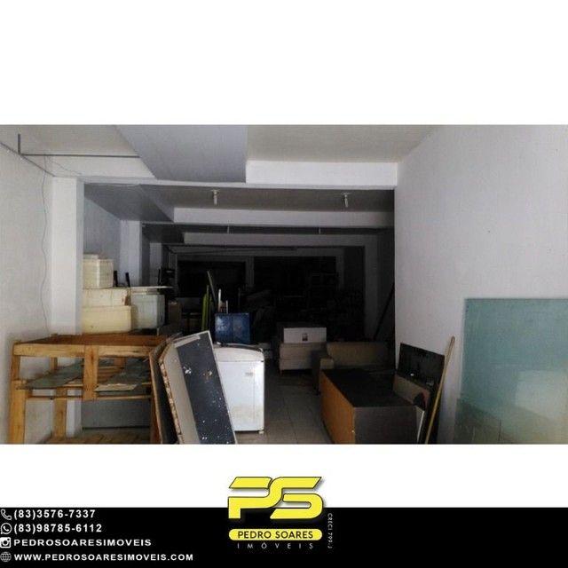 Sala para alugar, 214 m² por R$ 2.000/mês - Centro - João Pessoa/PB - Foto 4