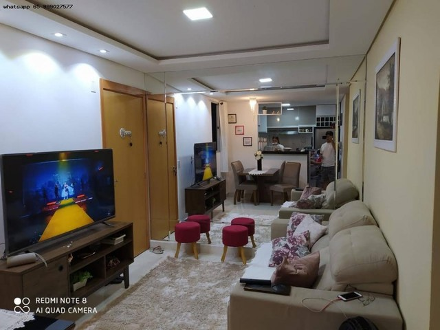 Apartamento para Venda em Várzea Grande, Ponte Nova, 2 dormitórios, 1 banheiro, 1 vaga - Foto 8