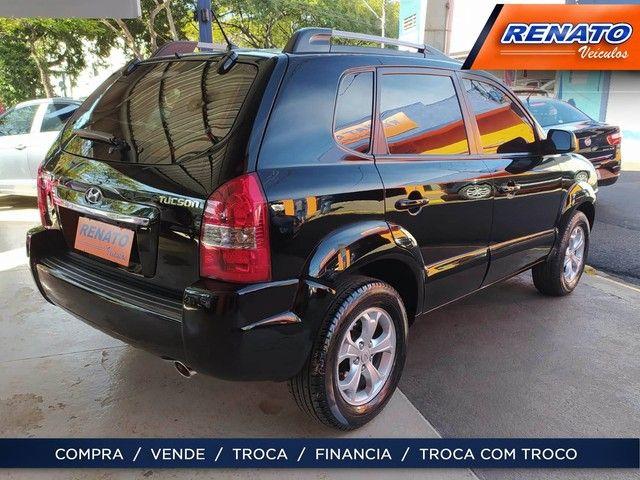 TUCSON 2012/2013 2.0 MPFI GLS 16V 143CV 2WD GASOLINA 4P AUTOMÁTICO - Foto 7