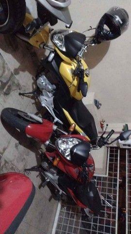 Quero moto mais forte
