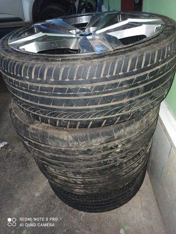 Rodas do Camaro aro 20  - Foto 9