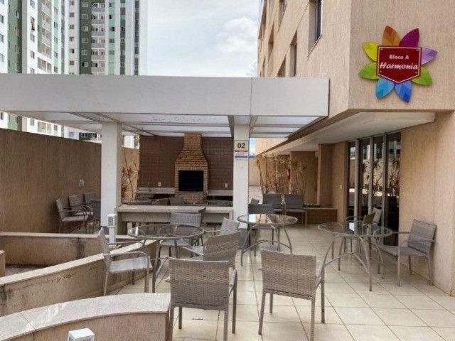 Excelente Apto de 021 Qt no Residencial Viver Melhor na QD 301 de Samambaia Sul. #df04 - Foto 6