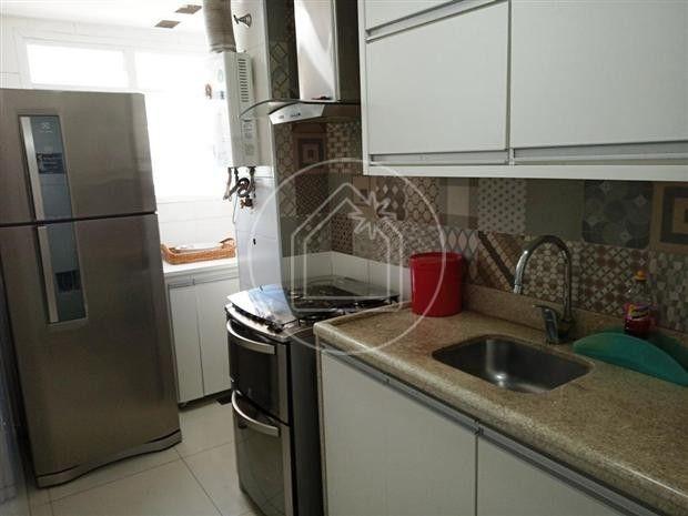 Apartamento à venda com 3 dormitórios em Centro, Niterói cod:852798 - Foto 8