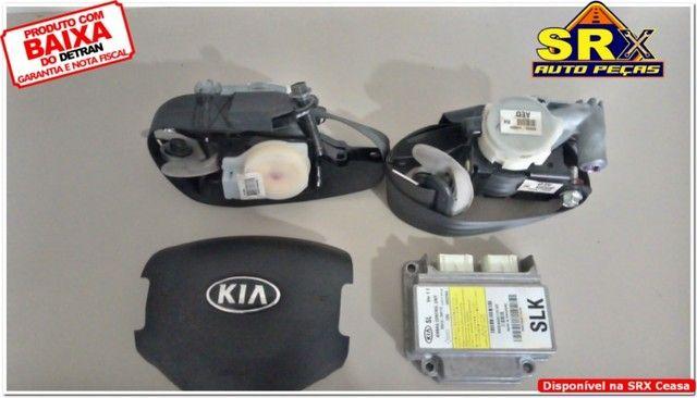 Kit Airbag  kia Sportage 2014 - Foto 4