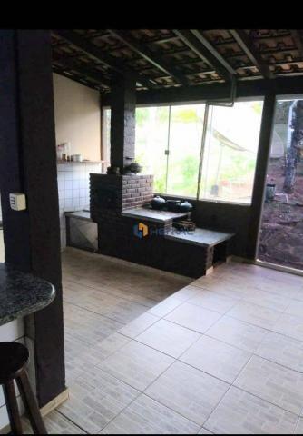 Chácara com 4 dormitórios à venda, 4950 m² por R$ 1.300.000 - Parque Alvamar - Sarandi/PR - Foto 3