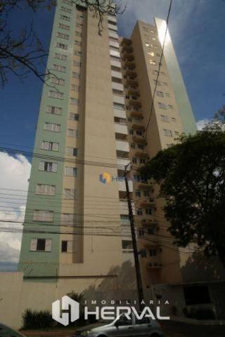 Apartamento com 3 dormitórios à venda, 115 m² - Vila Cleópatra - Maringá/PR - Foto 3