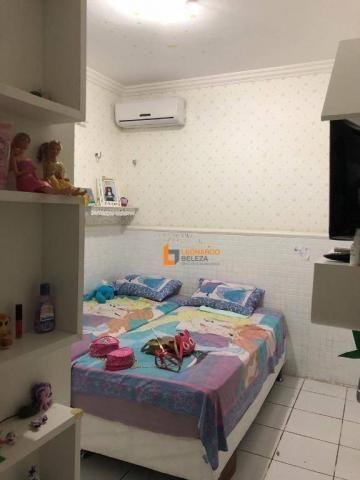 Casa Plana em Condomínio, 3 qtos à venda, 120 m² por R$ 260.000 - Lagoa Redonda - Fortalez - Foto 9