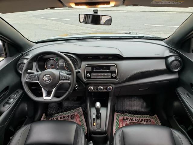Nissan Kicks 1.6 Flex Automática em Perfeito Estado + Couro - Foto 3