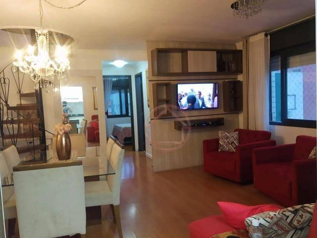 Cobertura com 2 dormitórios à venda, 139 m² por R$ 378.000 - Zona Nova - Capão da Canoa/RS - Foto 2