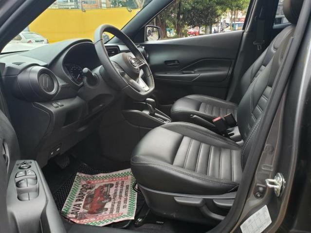 Nissan Kicks 1.6 Flex Automática em Perfeito Estado + Couro - Foto 4