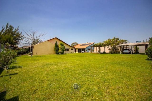 Casa com piscina 04 dormitórios Arroio do Sal RS - Foto 13