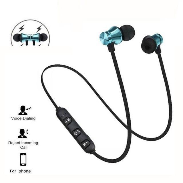 Fone De Ouvido Com Bluetooth / Sensor De Movimento Com Microfone Hd Sem Fio / - Foto 2