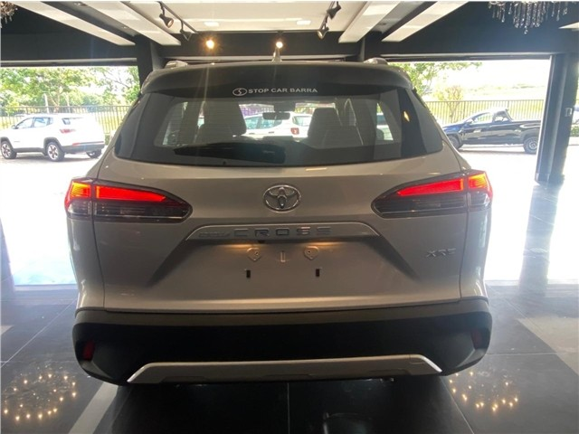 Toyota Corolla cross 2022 2.0 vvt-ie flex xre direct shift - Foto 4