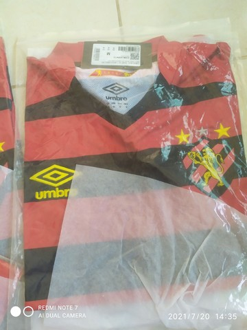 Camisa Sport Recife - Foto 2