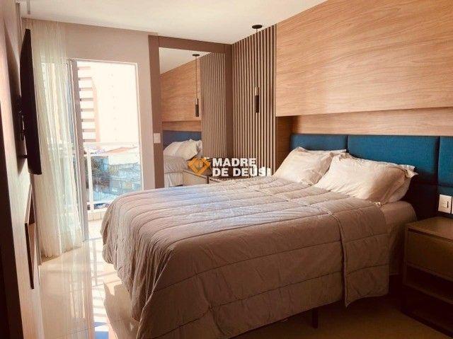 Excelente apartamento porteira fechada a duas quadras da Praia de Iracema - Foto 14