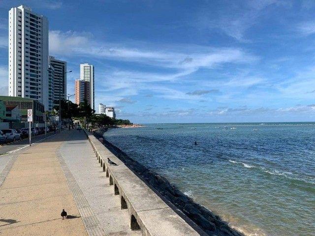 JS- Lindo apartamento na beira mar de Casa Caiada com 95m² - Estação Marcos Freire - Foto 7