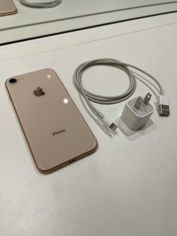 iPhone 8 Rose 64 GB - Foto 3
