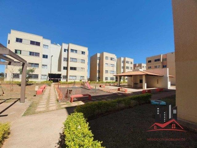 Apartamento com 02 quartos, sala, cozinha, 01 banheiro, 01 vaga de garagem, 3º andar - Foto 10