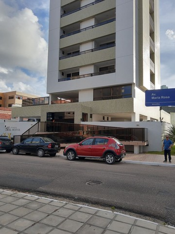 Aluga-se  excelente apartamento no Manaíra