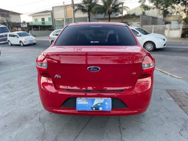 Ford Ka+ Sedan 1.5 Se Plus 16v Flex 4p 2018. Financio 100%. - Foto 6