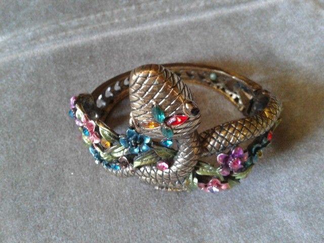 Bracelete de Serpente  - Foto 2