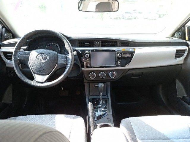 Corolla GLI  1.8 CVT 2017 FLEX - Foto 8