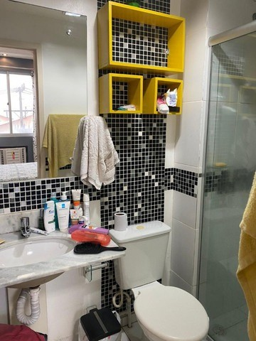 Condomínio Verano Residencial Clube. Apt com 2 quartos sendo 1 suíte - Foto 3