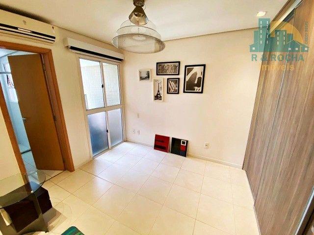 Authentic Recife - 3 Suítes (1 suíte master) - 140m² - Andar Alto - 3 vagas cobertas - Foto 9