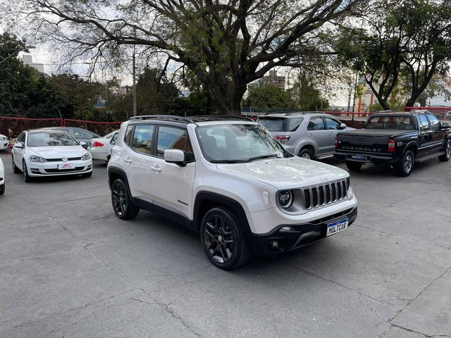 RENEGADE 2019/2019 1.8 16V FLEX LIMITED 4P AUTOMÁTICO