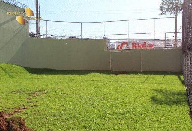 Apartamento com 2 dormitórios à venda, 70 m² por R$ 370.000 - Duque de Caxias - Cuiabá/MT - Foto 7