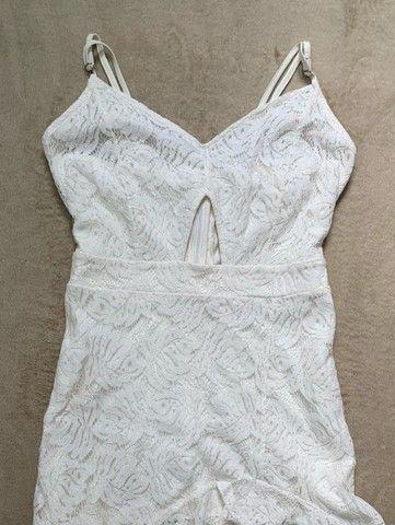 vestido mullet renda  - Foto 2