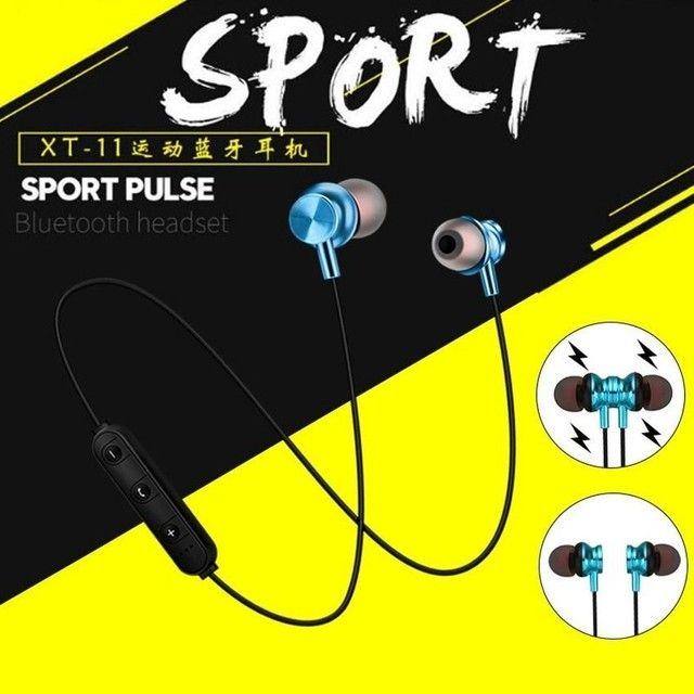 Fone De Ouvido Com Bluetooth / Sensor De Movimento Com Microfone Hd Sem Fio /