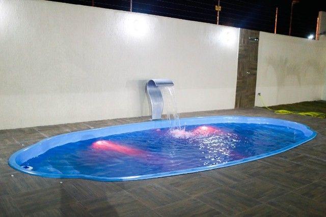 Piscina de Fibra piscina de FIbra* - Foto 3