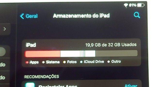 Apple iPad Air 2 (Wi-Fi/4G) 32GB Ouro Rosê - Foto 4