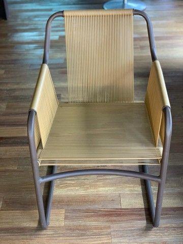 3 cadeiras Franccino novinhas!!! - Foto 2