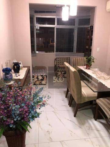 Apartamento com 4 dormitórios à venda, 108 m² por R$ 519.900,00 - Balneário - Florianópoli - Foto 4