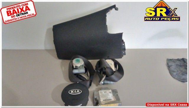 Kit Airbag  kia Cerato 2011