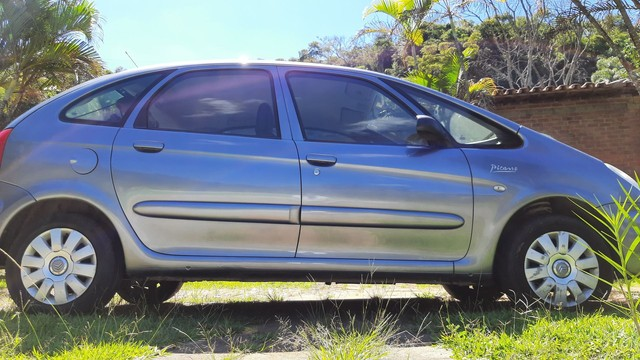 SUV Citroën Picasso 07, Espaço, Conforto, Economia! Oportunidade Abaixo da Tabela!