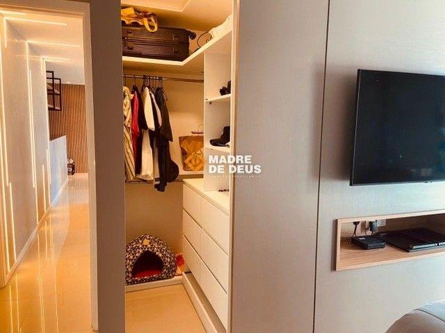 Excelente apartamento porteira fechada a duas quadras da Praia de Iracema - Foto 13