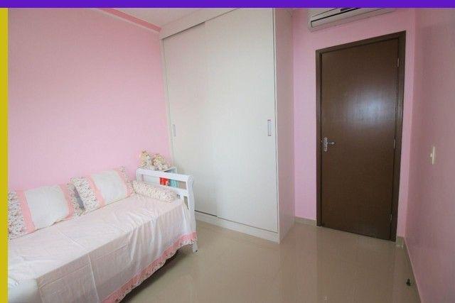 Ponta Negra Apartamento 3 Quartos Condomínio weekend Club - Foto 17