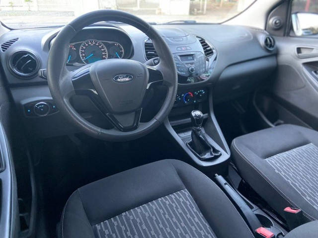 Ford Ka+ Sedan 1.5 Se Plus 16v Flex 4p 2018. Financio 100%. - Foto 13