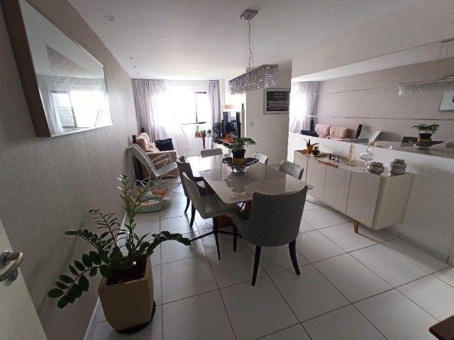 Apartamento 3 quartos na Gruta completo de moveis planejados