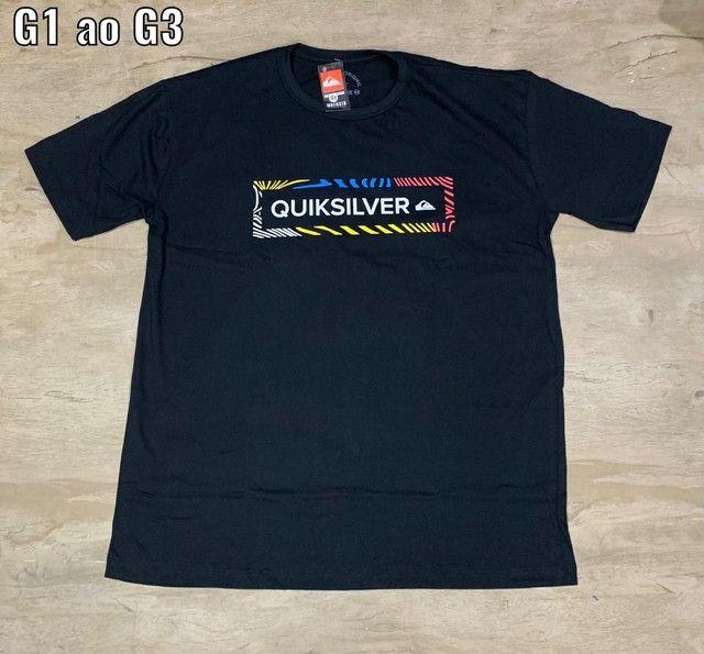 Camisas G1 G2 G3 atacado apartir de R$23,99 apartir de 6 peças  - Foto 4