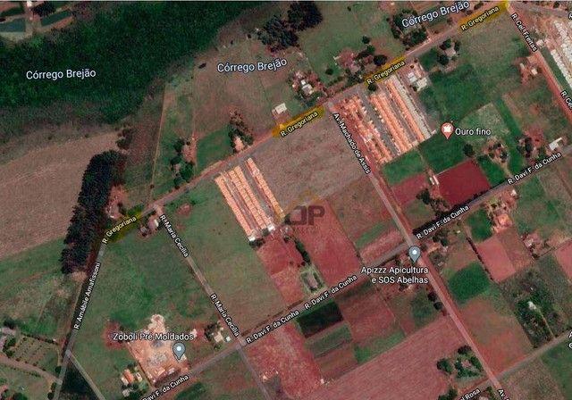 Terreno à venda, 12.250 m² por R$ 791.245 - Loteamento Santa Luzia I - São Gabriel Do Oest