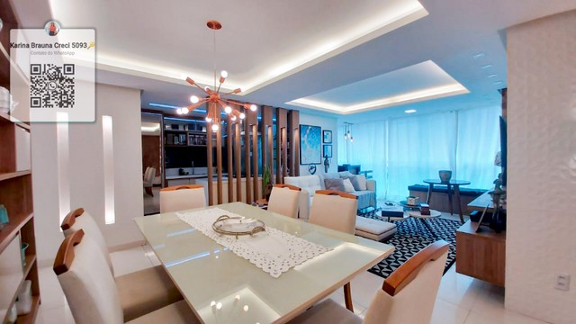Apto no Renascença com 3 qtos 96 m² todo projetado  - Foto 3